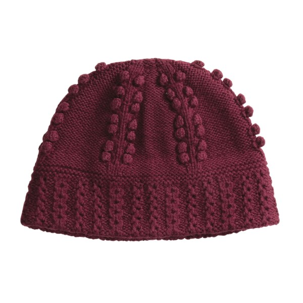 Isis Cable Beanie