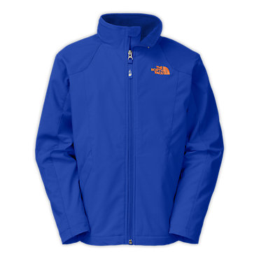 photo: The North Face Long Distance Jacket soft shell jacket