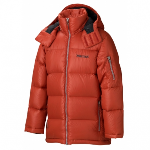 photo: Marmot Boys' Stockholm JR Jacket down insulated jacket