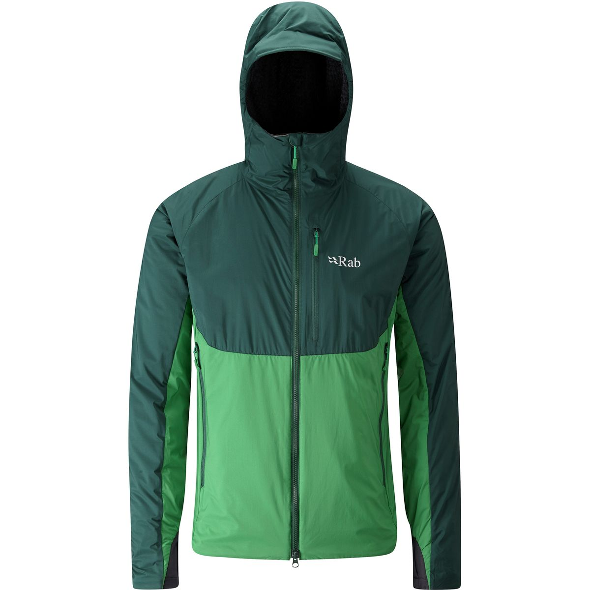 photo: Rab Men's Alpha Direct Jacket waterproof jacket
