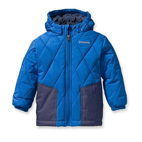 photo: Patagonia Baby Puff Rider Jacket synthetic insulated jacket