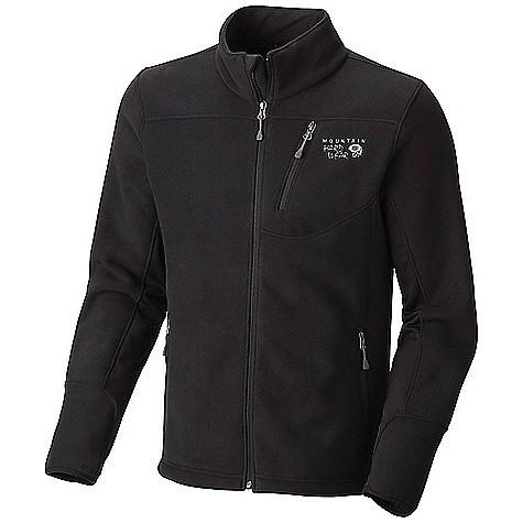 photo: Mountain Hardwear Dual Fleece Jacket fleece jacket