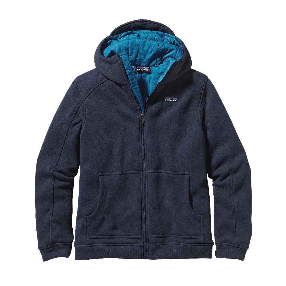 photo: Patagonia Insulated Better Sweater Hoody synthetic insulated jacket
