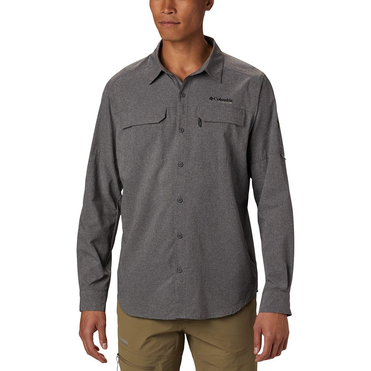 photo: Columbia Irico Long Sleeve Shirt hiking shirt