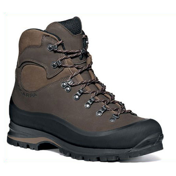 photo: Scarpa Nepal Pro GTX backpacking boot