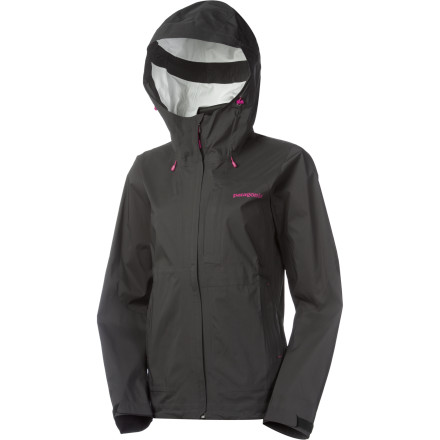 photo: Patagonia Women's Troposphere Jacket waterproof jacket