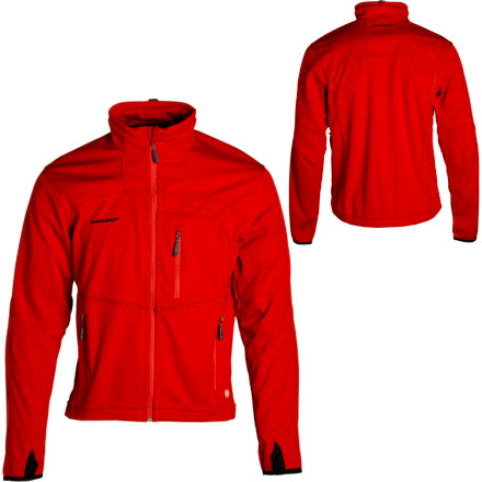 photo: Mammut Stratus Jacket synthetic insulated jacket