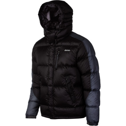photo: Sherpa Adventure Gear Khumbuche Jacket down insulated jacket