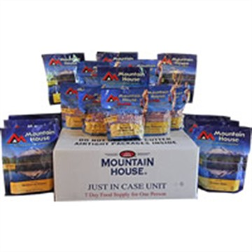 Mountain House Just in Case 7-Day Kit