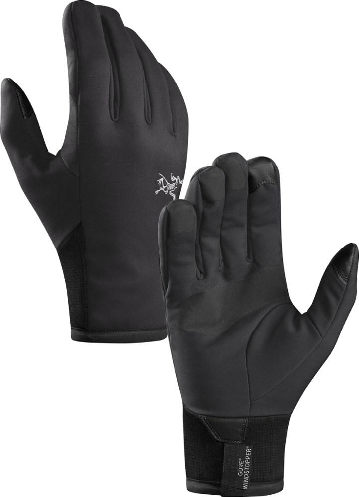 photo: Arc'teryx Venta LT Glove fleece glove/mitten