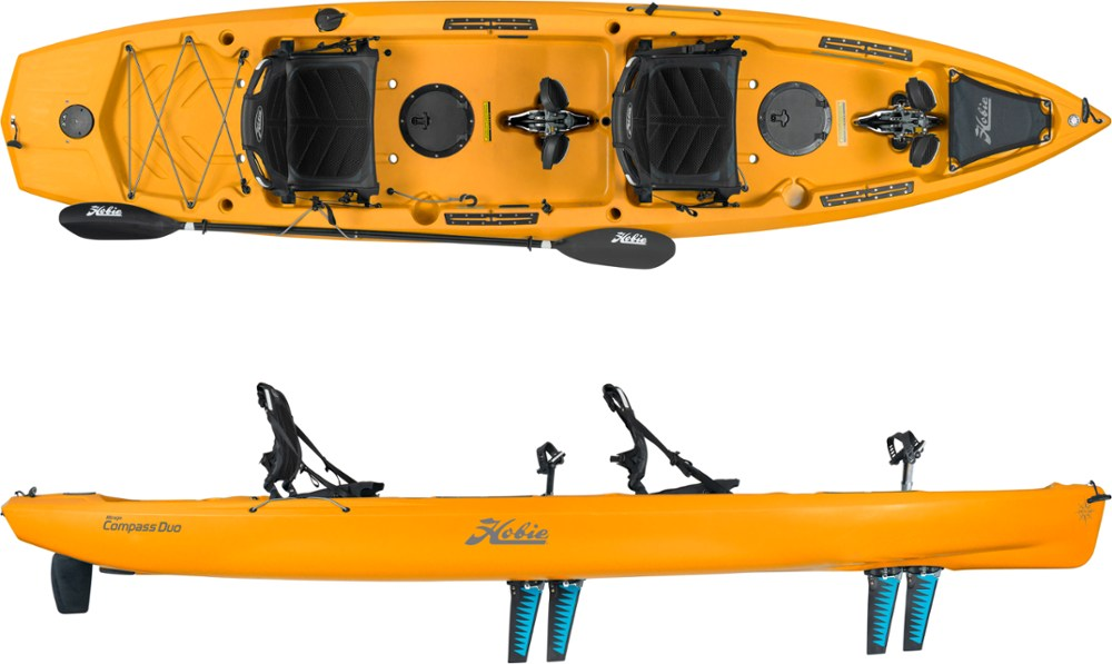 photo: Hobie Mirage Compass Duo sit-on-top kayak