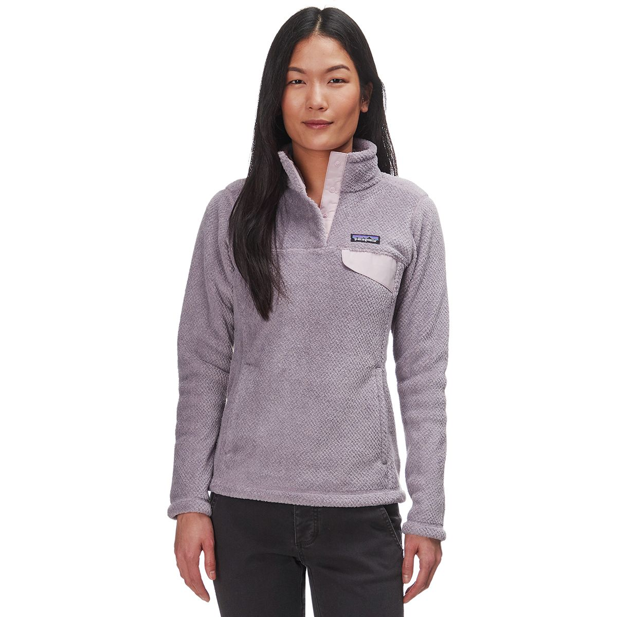 photo: Patagonia Women's Re-Tool Snap-T Pullover fleece top
