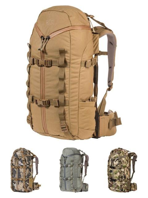 photo: Mystery Ranch Pintler external frame backpack