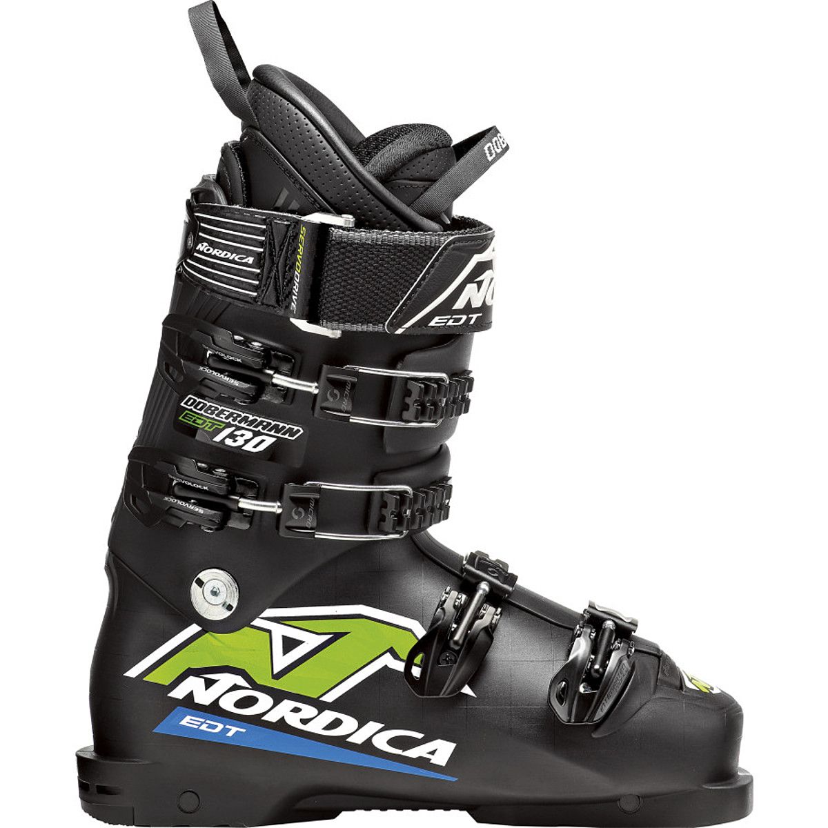 photo: Nordica Dobermann Pro EDT 130 Ski Boots alpine touring boot