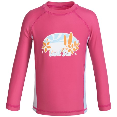 photo: Level Six Stella Rash Guard LS long sleeve rashguard