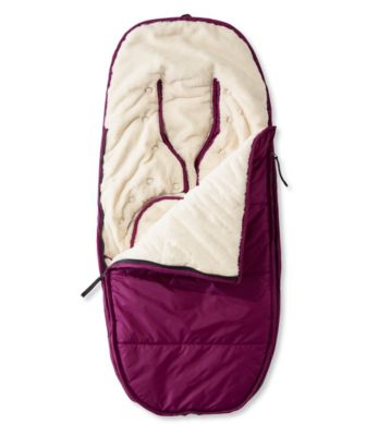photo: L.L.Bean Ultraplush Snow Bunting kids' snowsuit/bunting