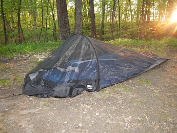 bivy guyed out : bivy or tent - memphite.com