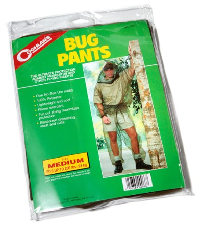photo: Coghlan's Bug Pants bug net