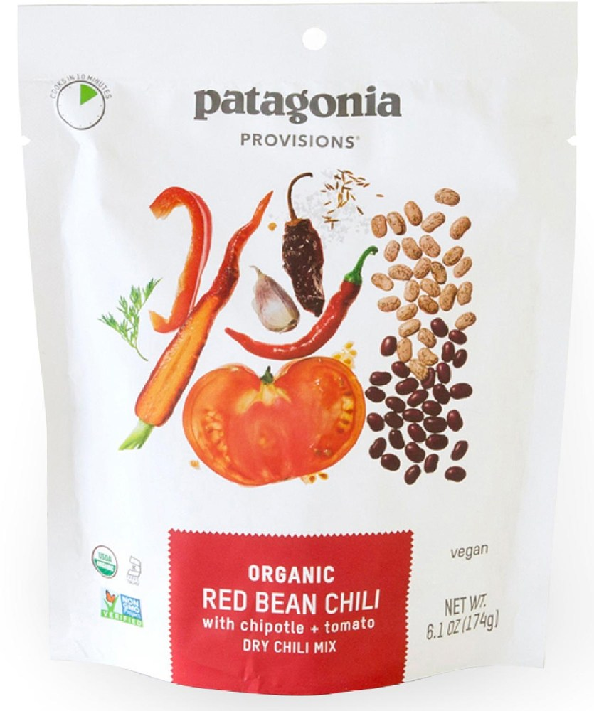 Patagonia Provisions Organic Red Bean Chili