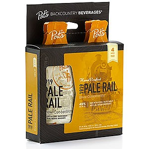 photo: Pat's Backcountry Beverages Brew Concentrate drink