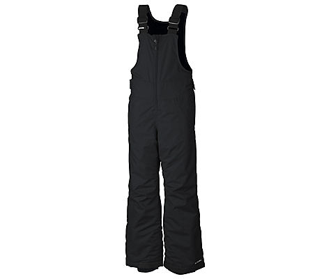 photo: Columbia Crash Out Bib synthetic insulated pant