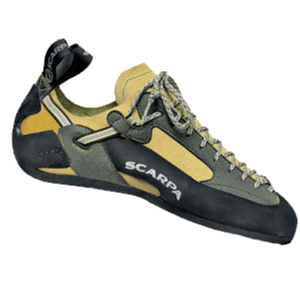 photo: Scarpa Men's Techno climbing shoe
