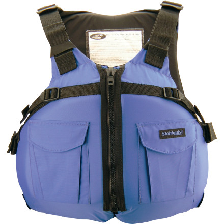 photo: Stohlquist Women's Get-A-Way life jacket/pfd