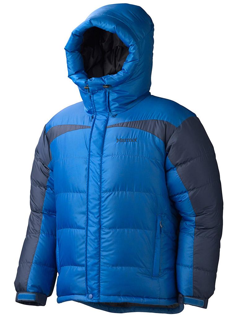 photo: Marmot Greenland Baffled Jacket down insulated jacket