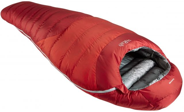 photo: Rab Summit 800 3-season down sleeping bag