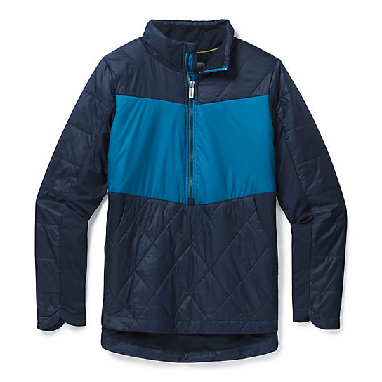photo: Smartwool Smartloft-X 60 Pullover wool jacket
