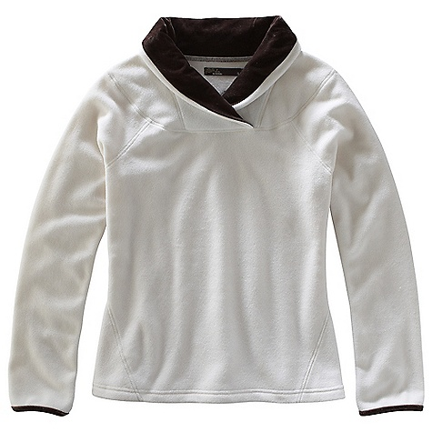 photo: prAna Twisty Pullover fleece top