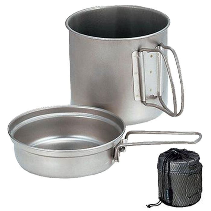 photo: Snow Peak Aluminium Trek 1400 pot/pan