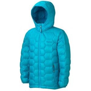 photo: Marmot Girls' Ama Dablam Jacket down insulated jacket