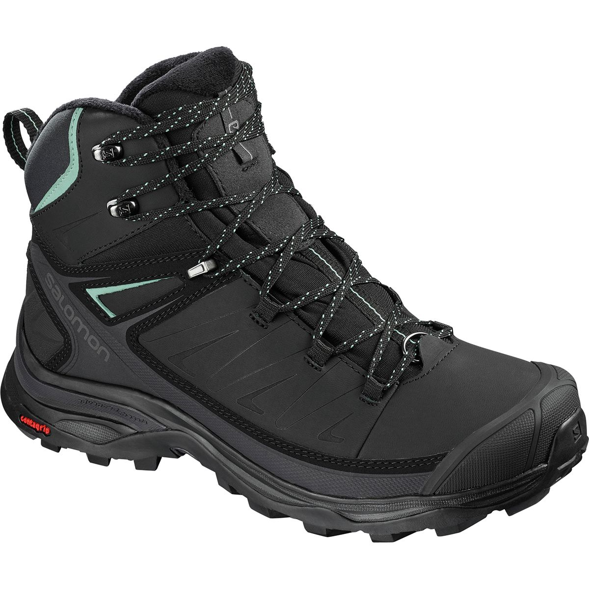 photo: Salomon Women's X Ultra Mid Winter CS WP winter boot