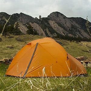 photo: My Trail Tent UL 3 three-season tent