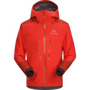 photo: Arc'teryx Men's Alpha AR Jacket waterproof jacket
