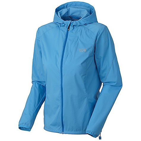 photo: Mountain Hardwear Geist Hooded Jacket waterproof jacket