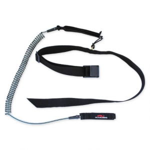 Salamander SUP Quick Release Belt & Coiled Leash