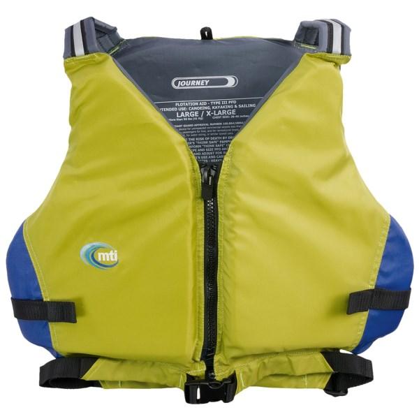 photo: MTI Journey life jacket/pfd