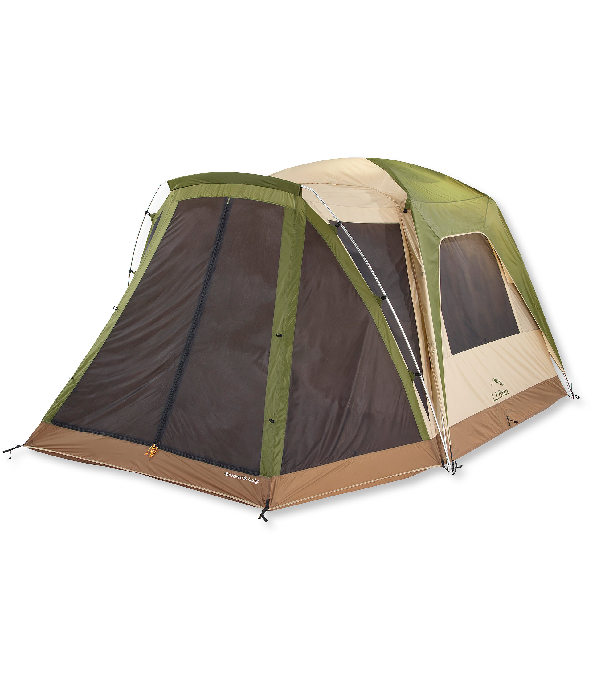 photo: L.L.Bean Northwoods 6-Person Cabin Tent three-season tent