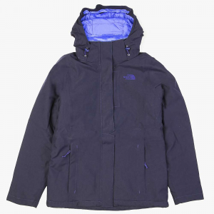 photo: The North Face Women's Inlux Insulated Jacket synthetic insulated jacket