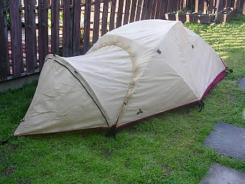 EMS P&ero with rain fly and removable vestuibale. & looking for the perfect tent (arenu0027t we all - lol) - Trailspace.com