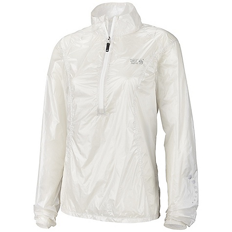 photo: Mountain Hardwear Women's Ghost Whisperer Anorak wind shirt