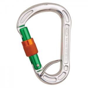 photo of a Climbing Technology locking carabiner