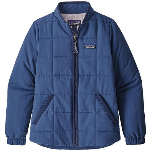 Patagonia Quilted Bomber Shacket