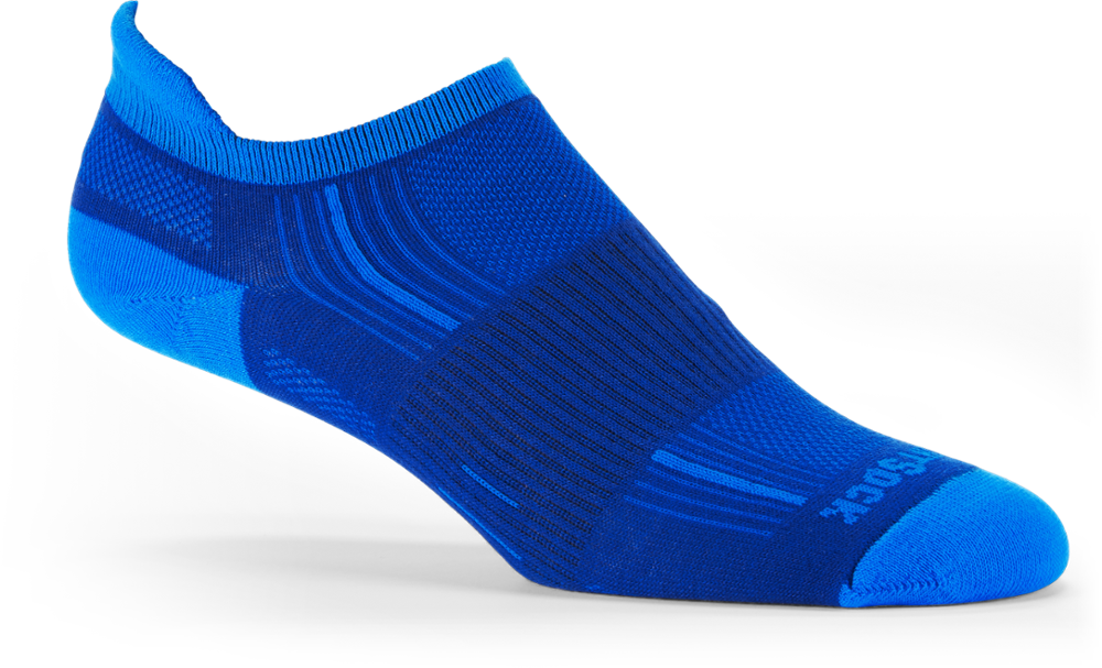 photo: WrightSock Stride Quarter running sock