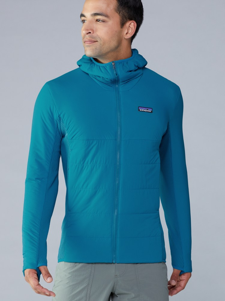 photo: Patagonia Nano-Air Light Hybrid Hoody synthetic insulated jacket