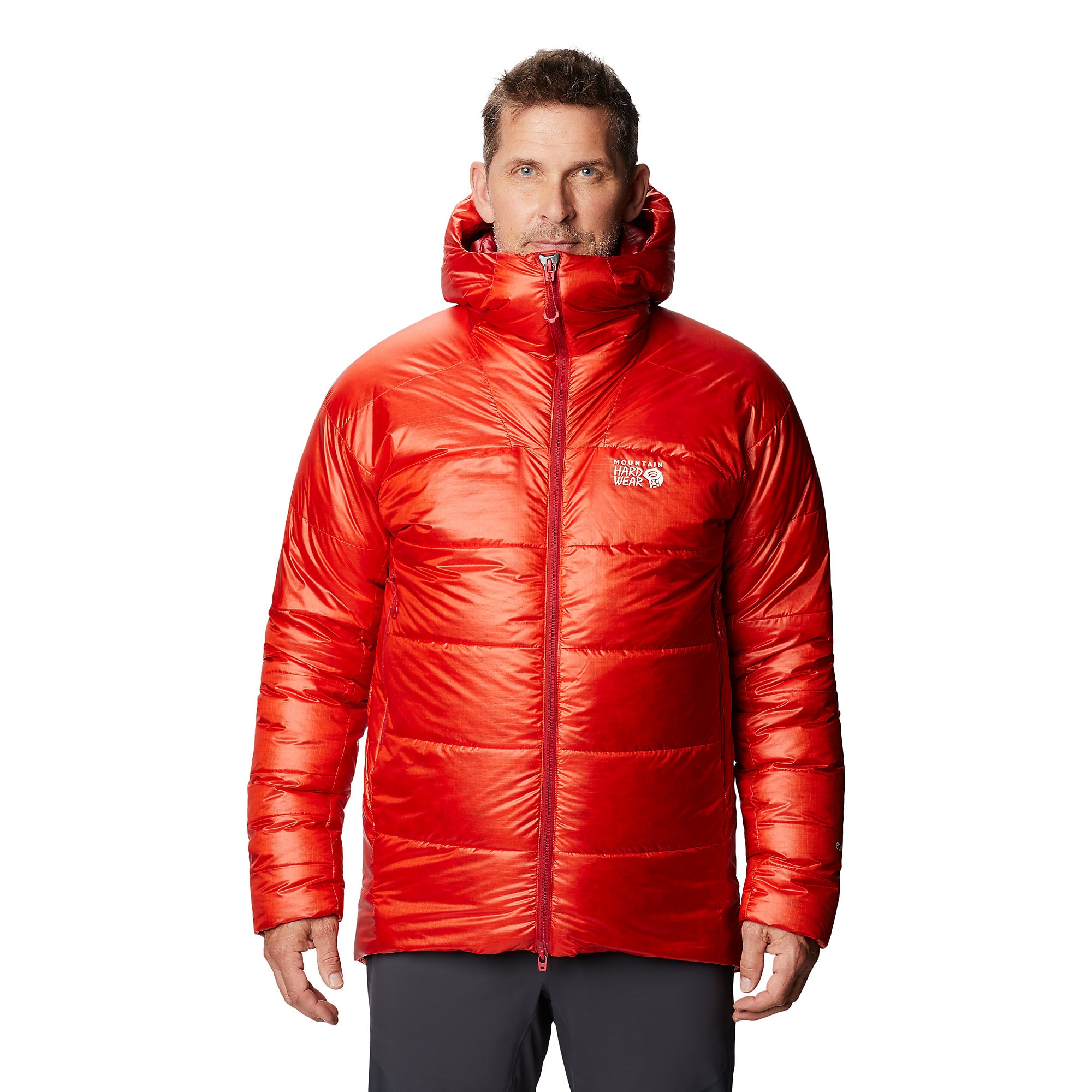 photo: Mountain Hardwear Phantom Down Parka down insulated jacket
