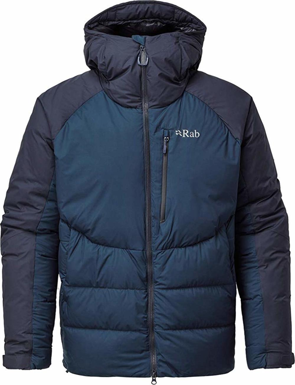 photo: Rab Infinity Jacket down insulated jacket