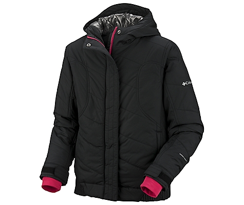 photo: Columbia Winter Spark Insulated Jacket synthetic insulated jacket